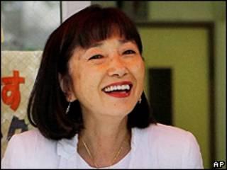 Miyuki Hatoyama, futura primera dama de Japón.