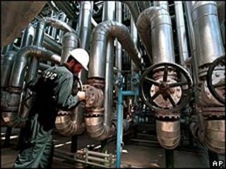 صنایع نفت ایران