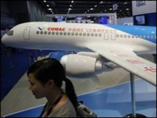 هواپیمای مدل سی-919