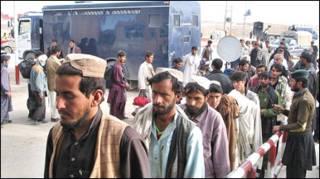 د افغانستان او پاکستان ګډه پوله