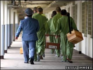 Prisioneiros japoneses