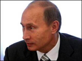 فلاديمير فلاديميروفيتش بوتين