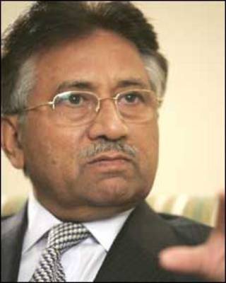 جنرل ریٹائرڈ مشرف