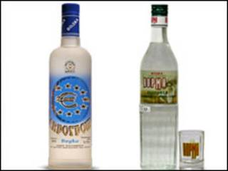 Белорусская водка