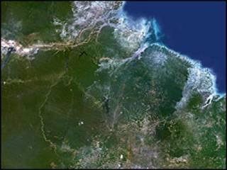 Amazonas brasileño