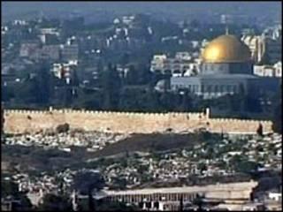 Kudüs ve kutsal mekanları