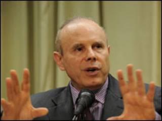 O ministro da Fazenda, Guido Mantega (foto: Elza Fiúza/ABr)