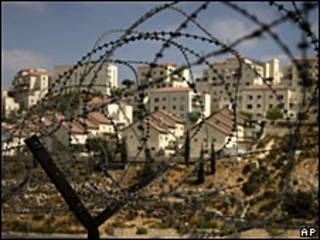 Assentamento israelense (arquivo)