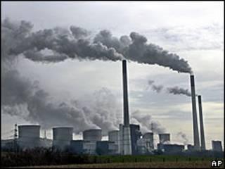 Emissões de carbono (arquivo)