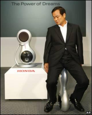Takanobu Ito, presidente de Honda