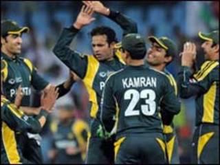پاکستانی کرکٹ کھلاڑی