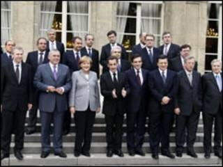 قادة الاتحاد الاوروبي