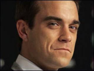 罗比•威廉姆斯(Robbie Williams)