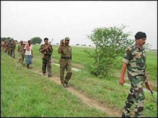 पुलिस गश्त (फ़ाइल फ़ोटो)