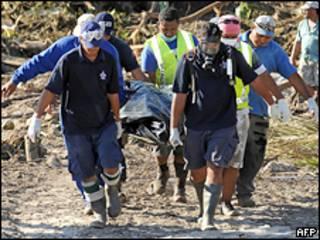 Tsunami em Samoa