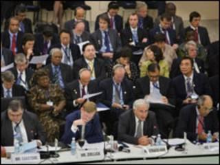اجتماعات الصندوق والبنك الدوليين