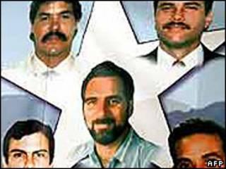 O grupo dos cinco cubanos