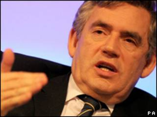 Gordon Brown (arquivo)