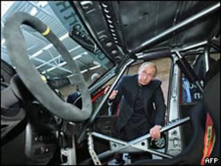 """Владимир Путин на заводе """"АвтоВАЗ"""""""