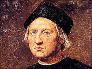 Retrato de Critóbal Colón