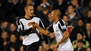 Zamora và Kamara của Fulham
