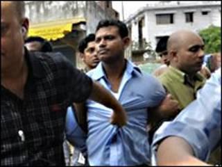 बांग्लादेशी चरमपंथी (फ़ाइल फोटो)