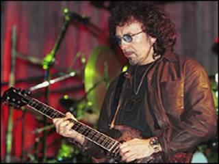 Tony Iommi (arquivo)