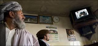 Ciudadanos afganos