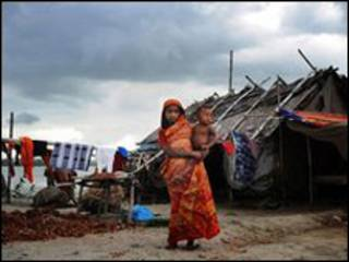 مخاطر الانبعاث الحراري على الدول الفقيرة