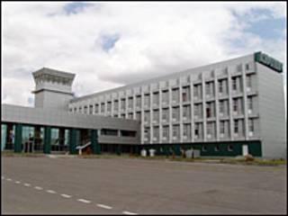 Аэропорт Грозного (фото с сайта правительства Чечни)