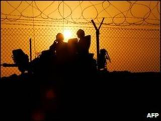 Тюрьма в Ираке