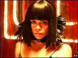 a atriz Billie Piper