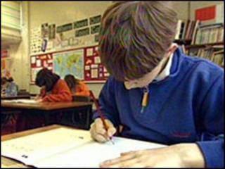 小学生考试