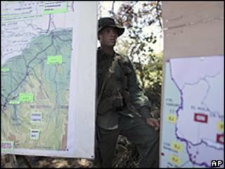 Frontera venezolana con Colombia