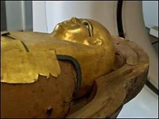 مومياء مصرية