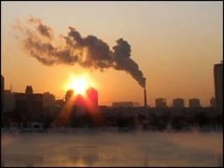 الانبعاثات الغازية