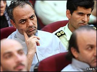 احمدزیدآبادی در دادگاه