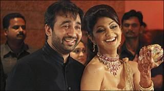 शिल्पा और राज कुंद्रा