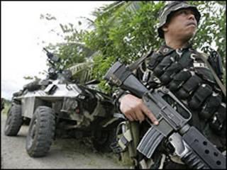 Militer Filipina
