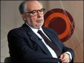 O assessor especial da Presidência, Marco Aurélio Garcia (Abr/Arquivo)