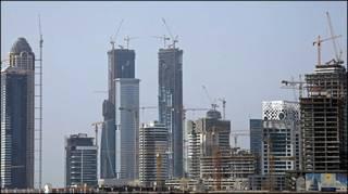 दुबई के प्रोपर्टी बाज़ार में दुबई वर्ल्ड की बड़ी हिस्सेदारी है