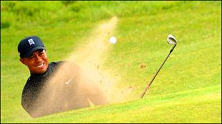 """عالم رياضة الغولف """"صدم"""" لنبأ حادث وودز"""
