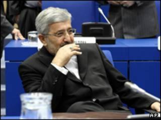 مندوب إيران لدى الوكالة الدولية للطاقة الذرية