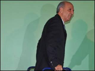 O governador do Distrito Federal, José Roberto Arruda (Abr)