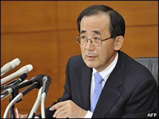 Presidente Banco de Japón