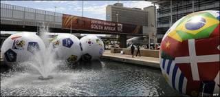 Centro de Convenciones en Ciudad del Cabo