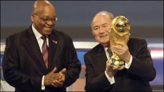 Zuma da Blatter