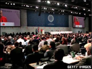 Inicia la cumbre de Copenhague