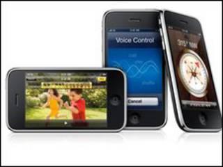 أجهزة آي فون الخاصة بشركة آبل