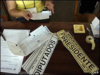 Eleições chilenas